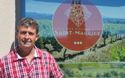 Communiqué de presse – Changement de Président à la Cave des Coteaux de Saint Maurice (17/05/2021)